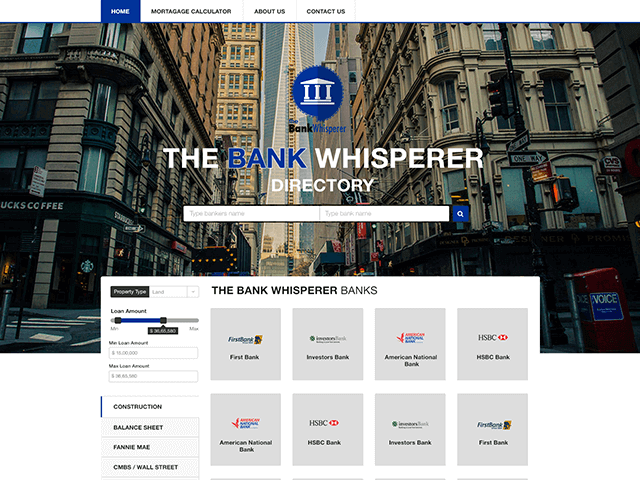 The Bank Whisperer